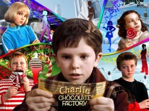 Resultado de imagem para charlie e a fabrica de chocolate