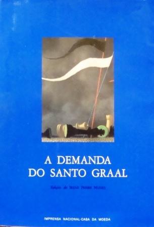 Homem dos Livros - Alfarrabista - Old Books - Livres Anciens: A Demanda do Santo  Graal