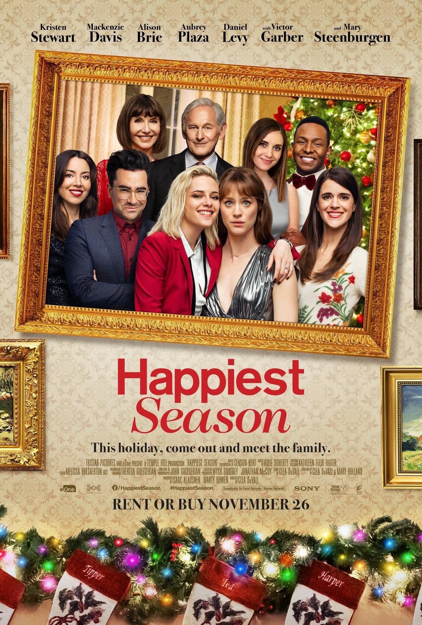 Watch | Happiest Season 2020 FU1L_'Movie' HD (720p) | by Roy A Collins |  Happiest Seas0n (2020) Fu1L | Nov, 2020 | Medium